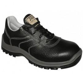 PANTER Zapato piel talla41,anti chispazos,hidrofugada,ergonómica,puntera y plantilla acero 651041