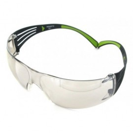 3M SecureFit™ 401 Gafas de seguridad lente incolora montura negro/verde UU003704788